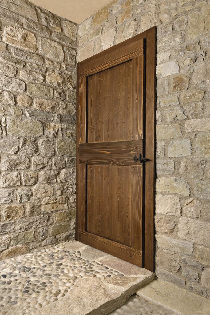 Porte interne legno e vetro | Bertone Contract